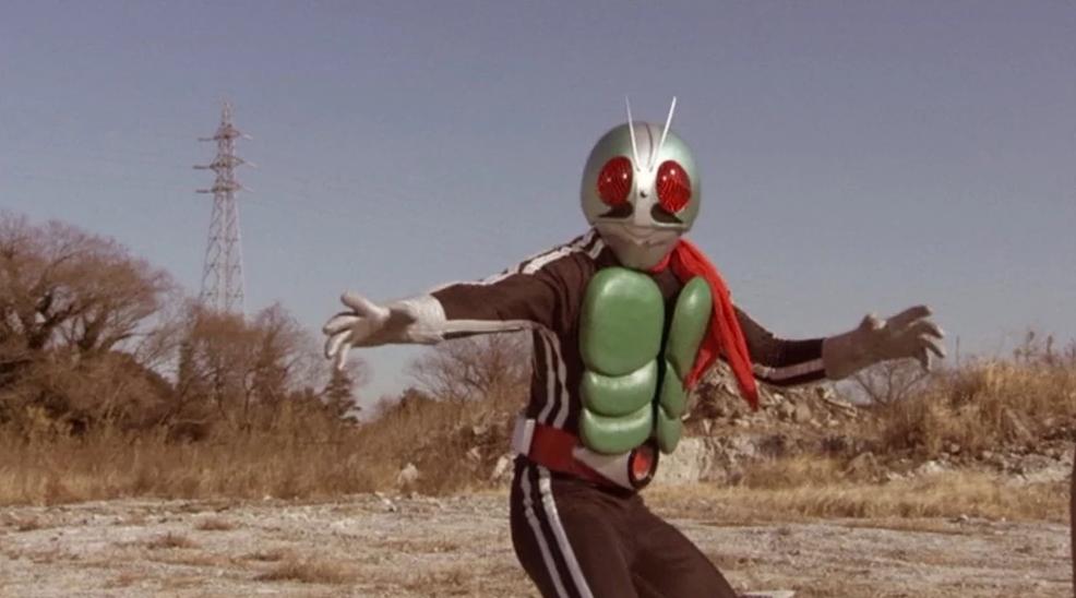 คาเมนไรเดอร์ (Kamen Rider 1) ออกอากาศทางทีวีในประเทศญี่ปุ่นเป็นครั้งแรก