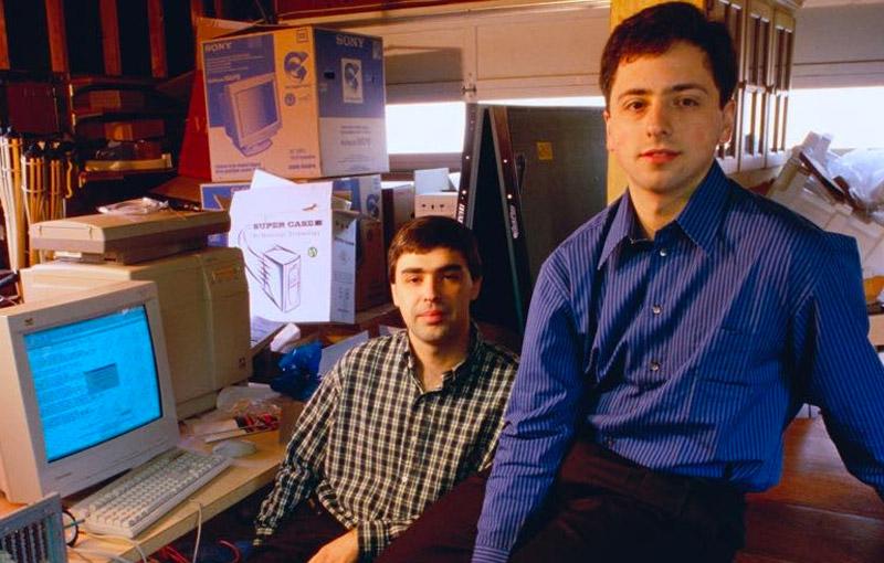 ประวัติกูเกิล (Google) เสิร์ชเอนจินอันดับหนึ่งของโลก
