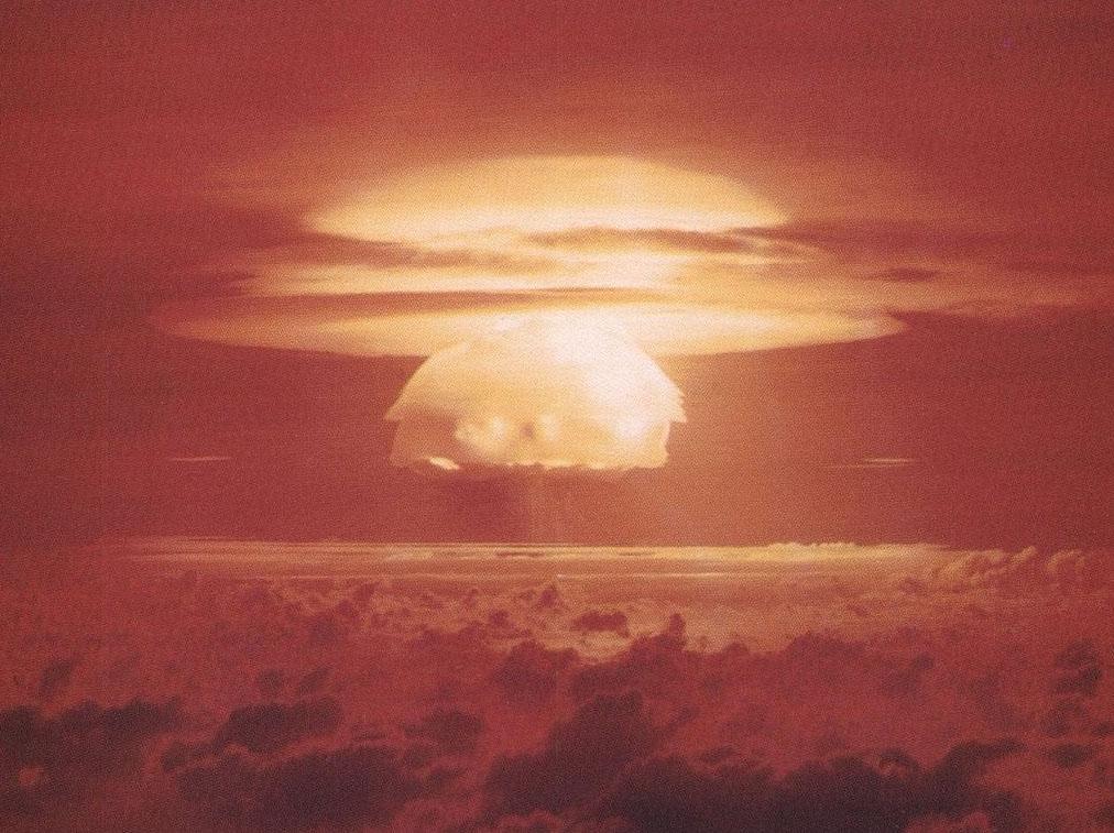 การทดลองระเบิดนิวเคลียร์ Castle Bravo