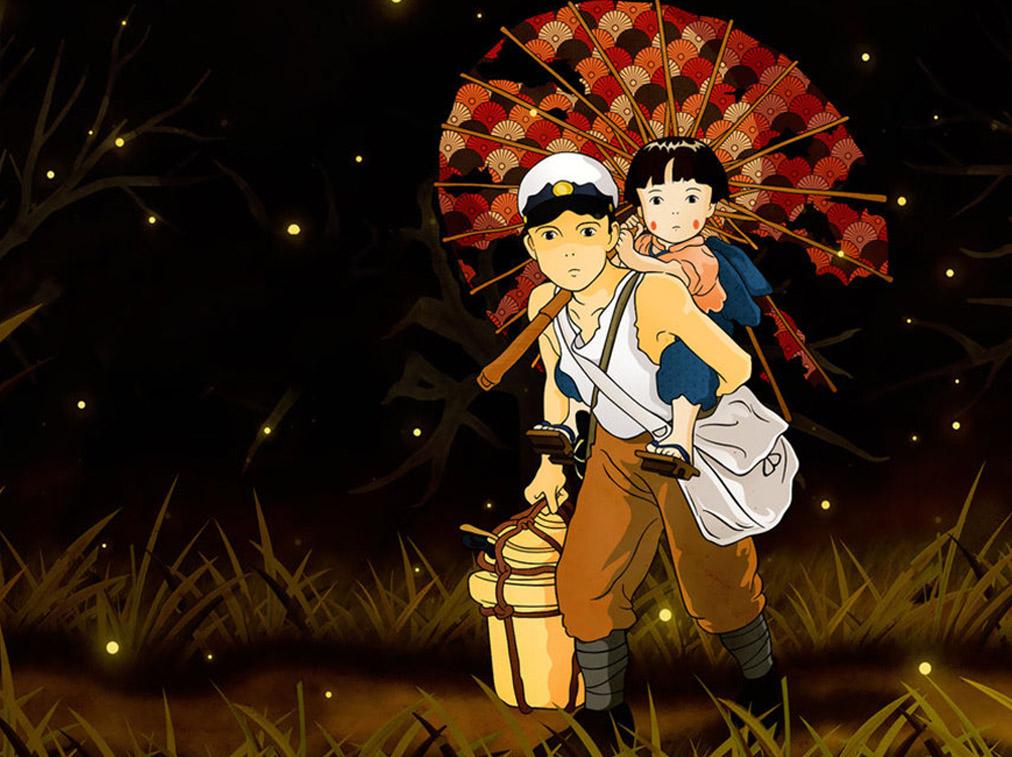 สุสานหิ่งห้อย (Grave of the Fireflies) ภาพยนตร์การ์ตูนสะท้อนชีวิตของเด็กญี่ปุ่นในสงครามโลกครั้งที่ 2