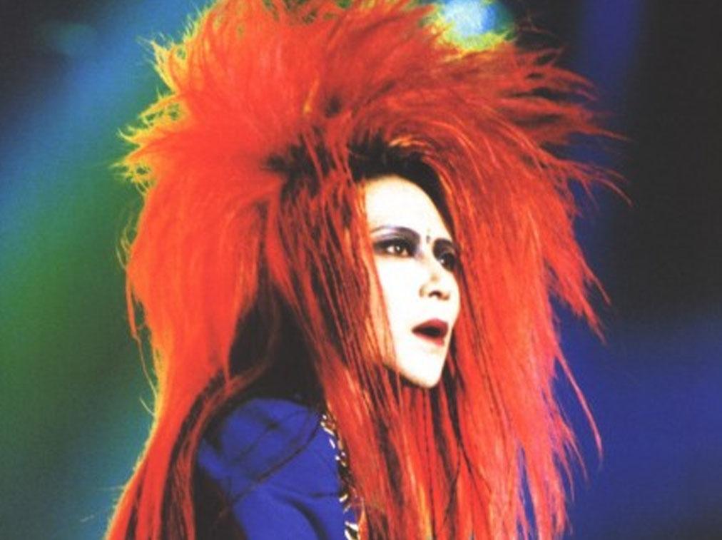ฮิเดะตำนานมือกีต้าร์ X-Japan