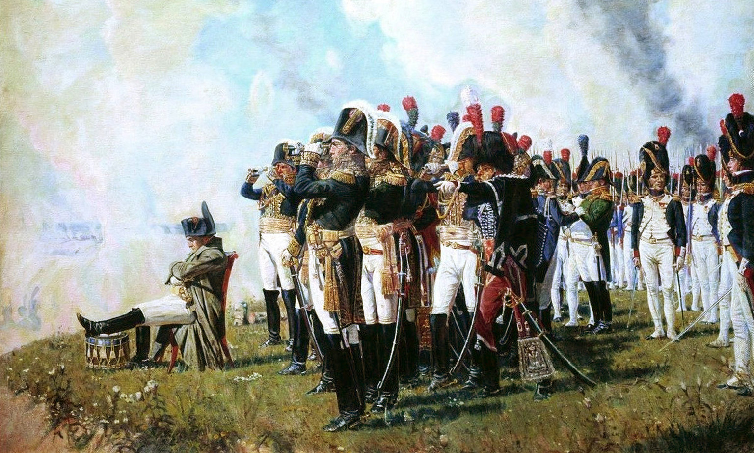 ยุทธการที่โบโรดีโน (Battle of Borodino)