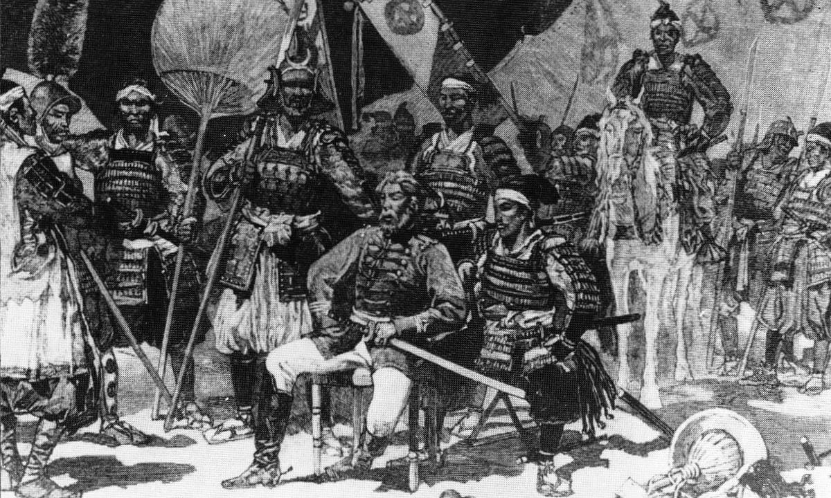 ยุทธการชิโรยามะ (Battle of Shiroyama) การต่อสู้ของไซโง ทากาโมริ ซามูไรคนสุดท้าย