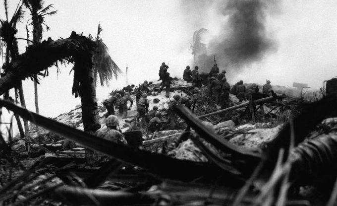 ยุทธการทาราวะ (Battle of Tarawa)