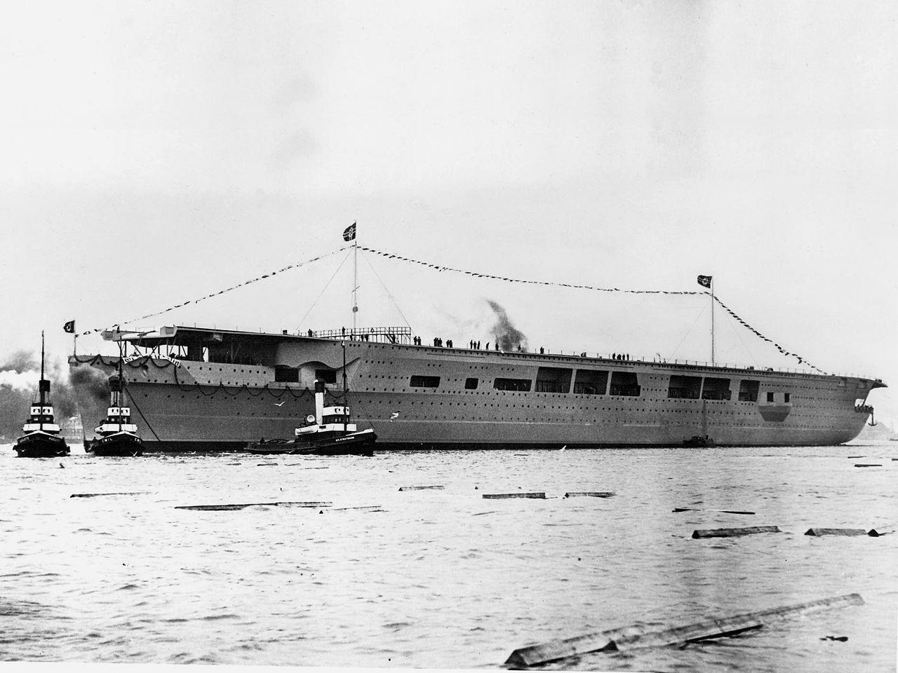 เรือบรรทุกเครื่องบินกราฟ เซ็พเพอลีน (Aircraft Carrier Graf Zeppelin) เรือรบที่ถูกลืมในสงครามโลกครั้งที่ 2