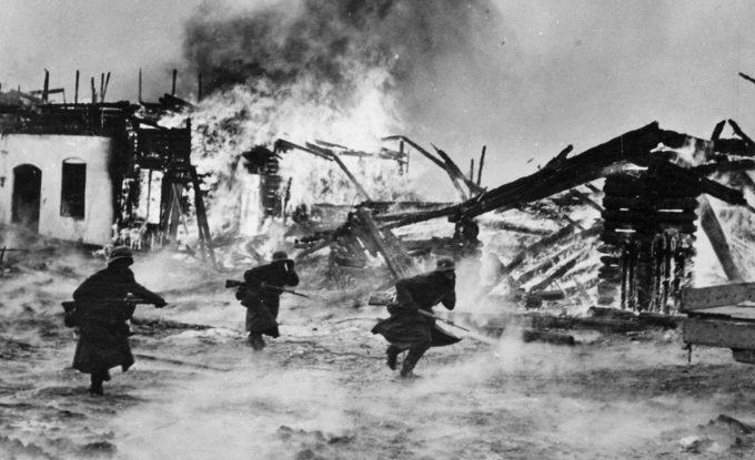 ปฏิบัติการเวเซอร์อือบุง (Operation Weserübung) กองทัพนาซีเยอรมนีบุกเดนมาร์กและนอร์เวย์
