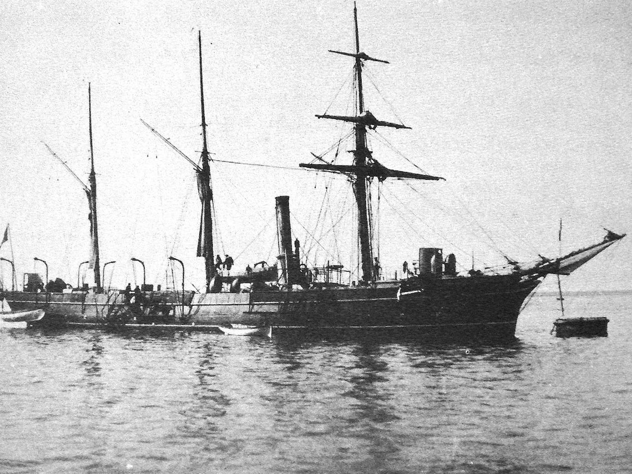 วิกฤตการณ์ ร.ศ. 112 (Franco-Siamese War 1893)